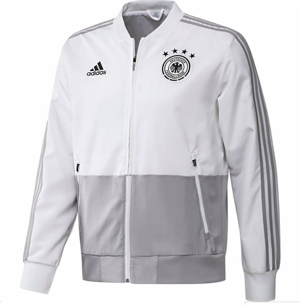 Germany Presentation Jacket 201719 (White) Available Now
