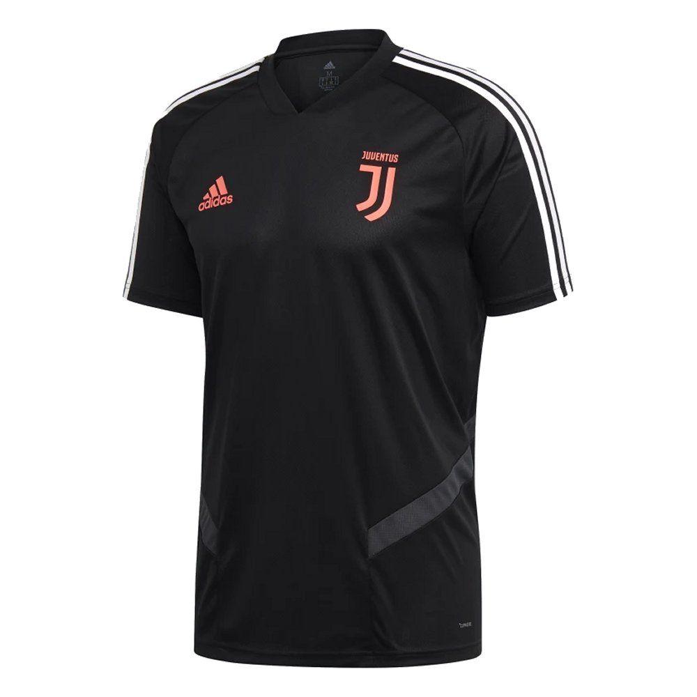 Juventus Black Training Jersey 2019 20 Official Adidas Kit