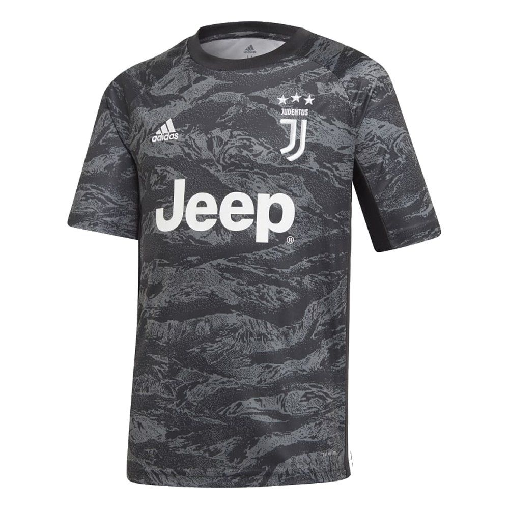 Juventus Kids Home Goalkeeper Shirt 201920 | Authentic Adidas