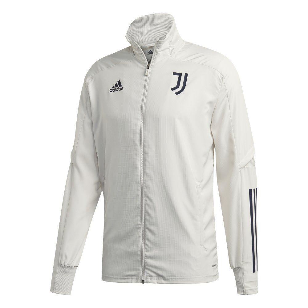 Juventus Kids Grey Presentation Jacket