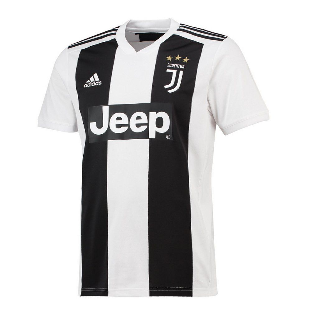Juventus Adidas Home Shirt 201819 (Adults)