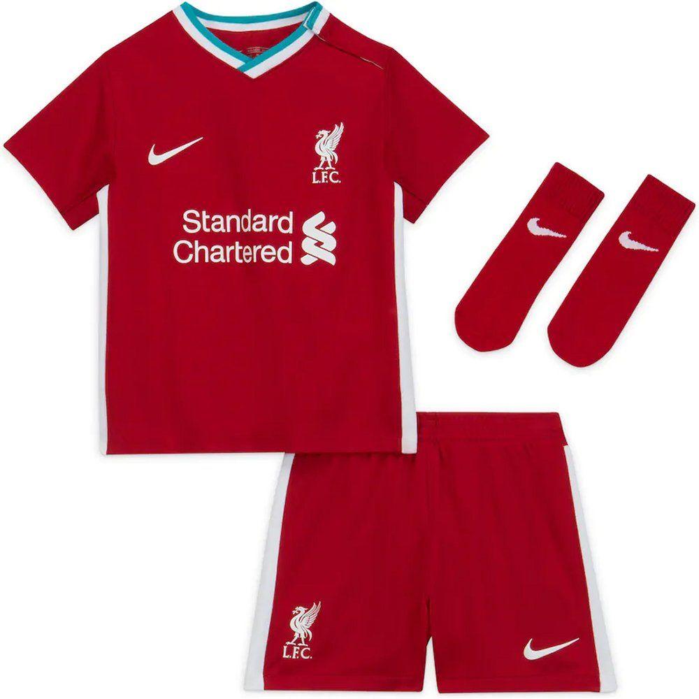 liverpool baby home kit 2020 21 genuine nike liverpool baby home kit 2020 21