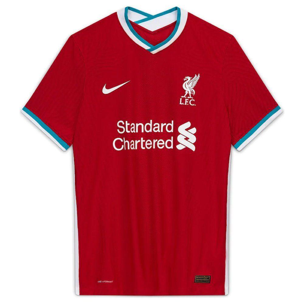 Liverpool Vapor Match Home Shirt 2020 21 Genuine Nike
