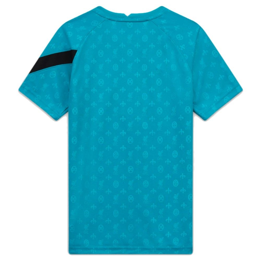 liverpool blue pre match jersey 2020 21 official nike aqua blue warm up shirt liverpool blue pre match jersey 2020 21