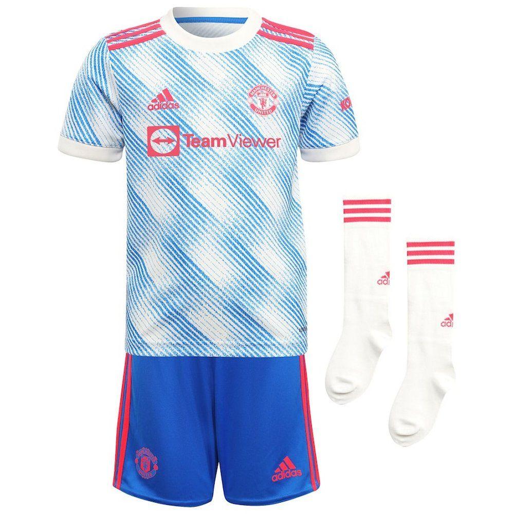 Manchester United Kids Away Kit 2021/22