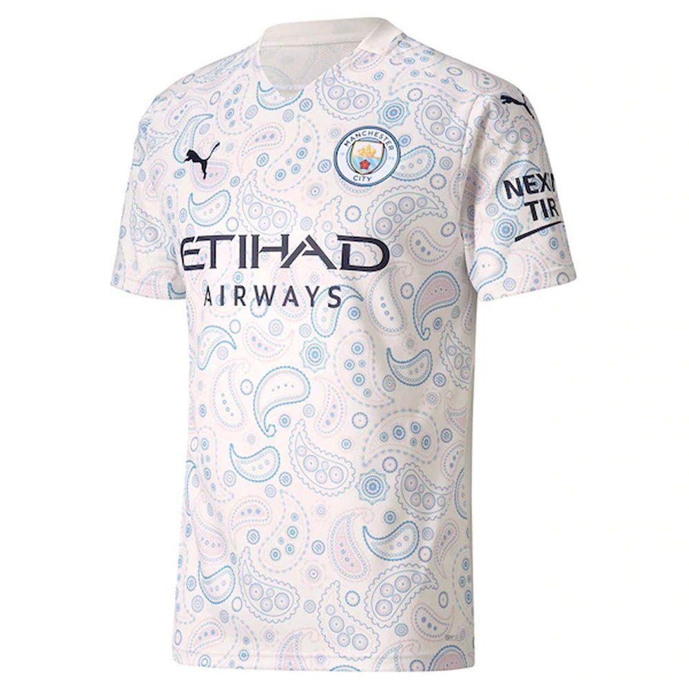Manchester City Kids Third Shirt 2020 21 Genuine Puma