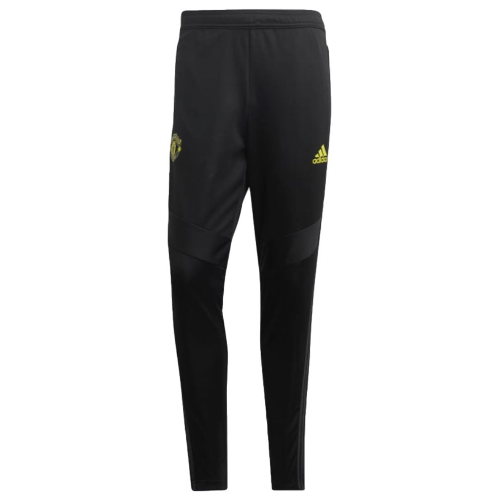 Manchester United Black Training Pants 2019 20 Official Adidas
