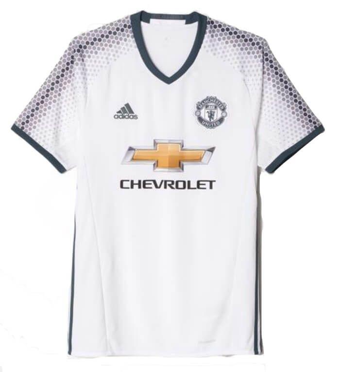 Manchester United Kids Third Football Shirt 2016 17 Order Here