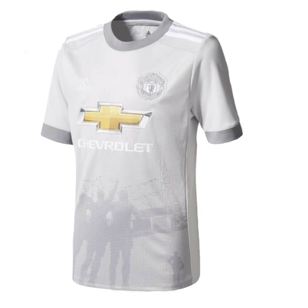 Manchester United Kids Third Shirt 2017 18 Selling Fast