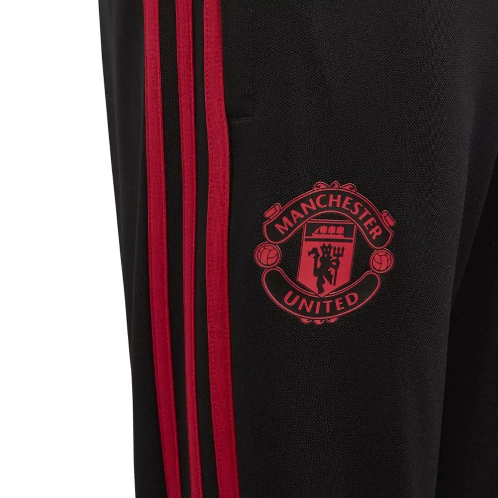 Manchester United Adidas Black Training Pants 2018 19 Kids