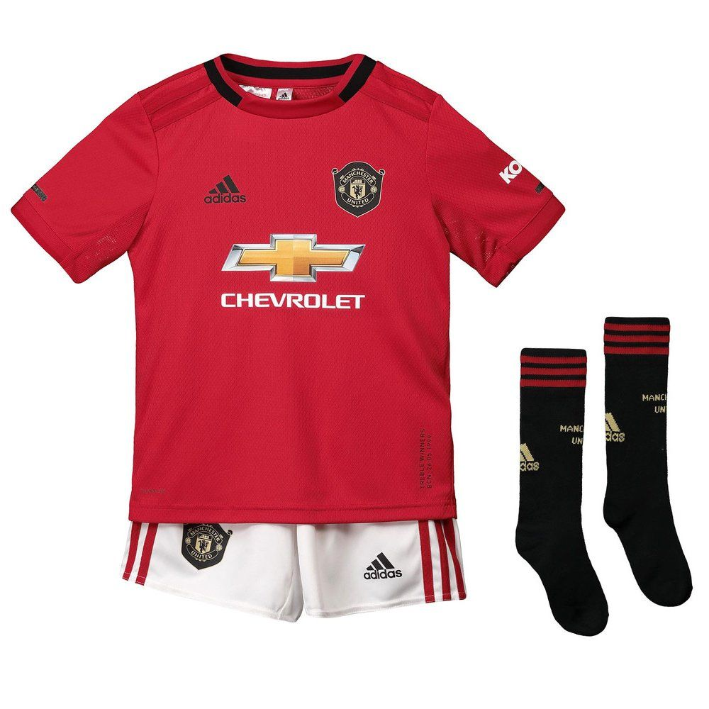 manchester united kids home kit 2019 20 authentic adidas replica manchester united kids home kit 2019 20