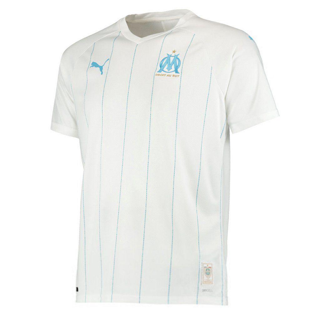 Olympique Marseille Home Football Shirt 201920