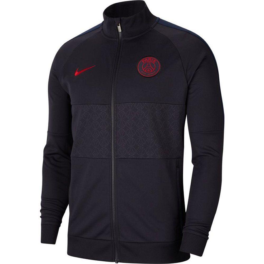 Nike Paris Saint Germain Royal Authentic 201718 Track Jacket