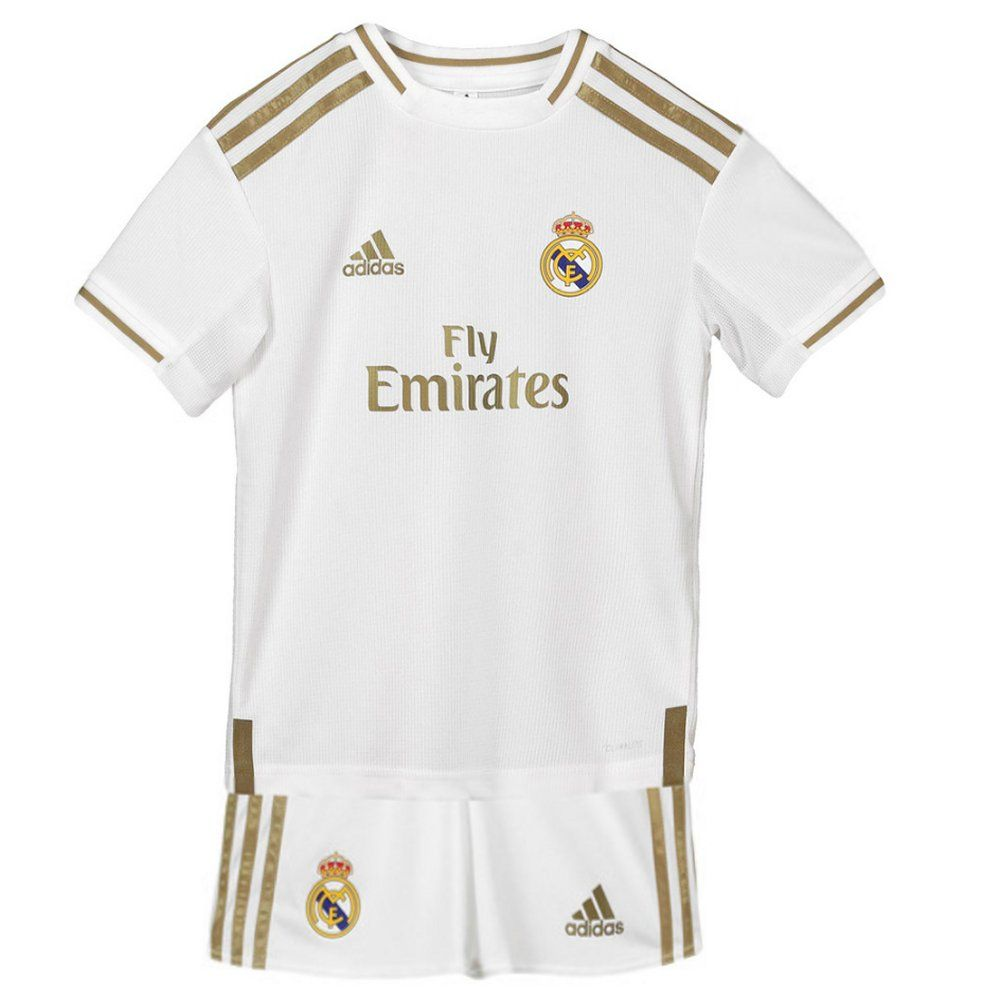 19-20 Football Jersey Soccer Kits Kids And Adult Strip Sport Outfits+Socks