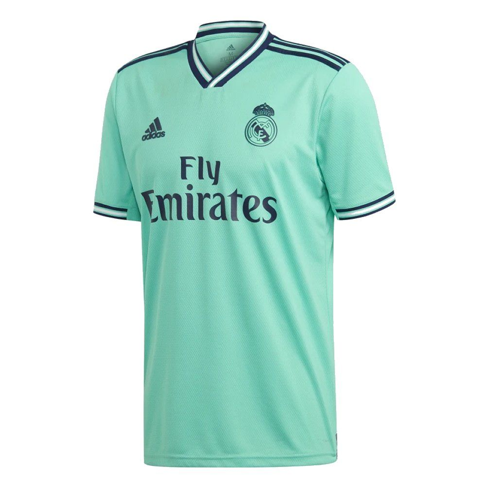 Real Madrid Kids Third Shirt 2019 20 Authentic Replica Adidas Apparel