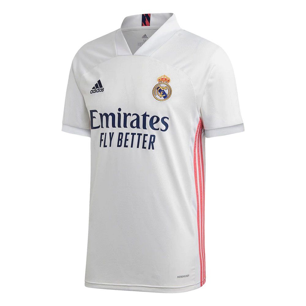 Real Madrid Kids Home Shirt 2020 21 Official Adidas