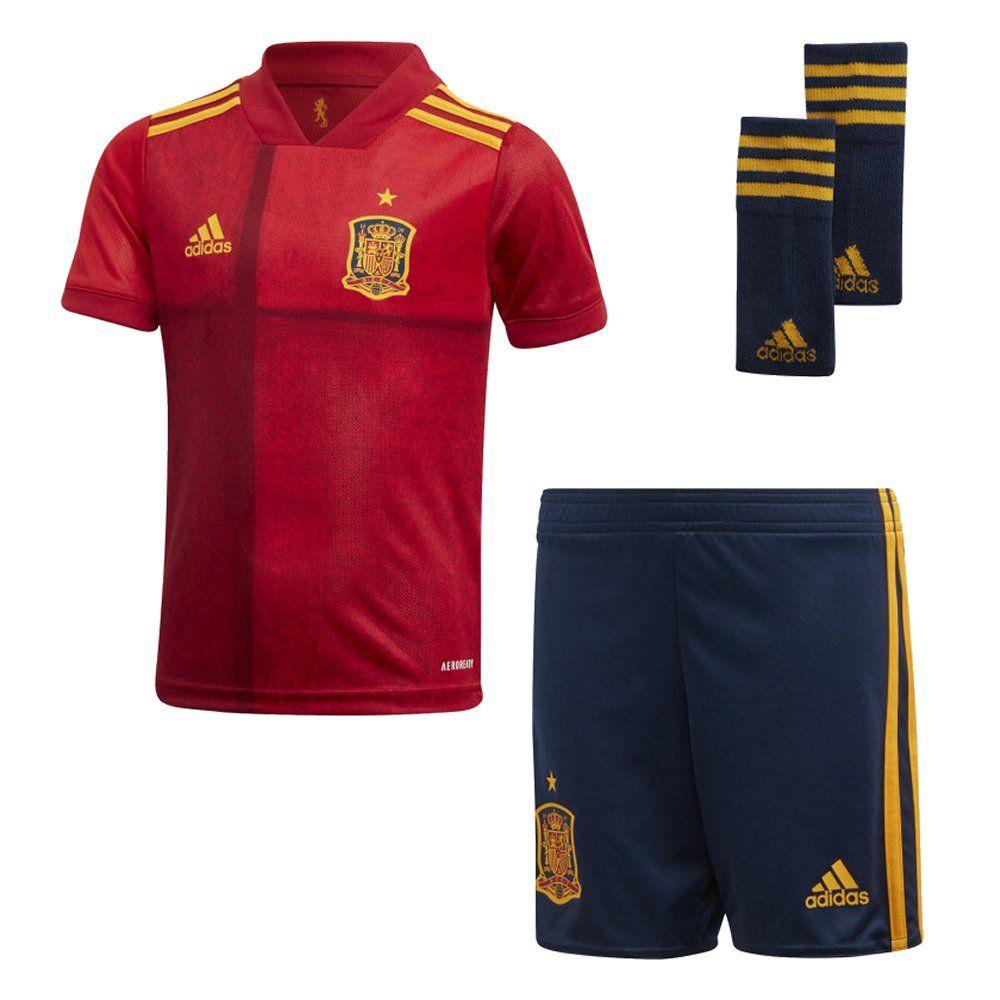 Spain Kids Home Kit 2020 21 Genuine Adidas Gear