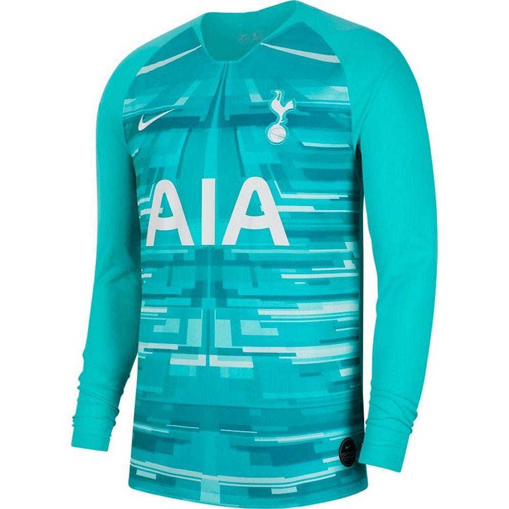 Tottenham Hotspur Kids Goalkeeper Shirt 2019 20 Official Nike
