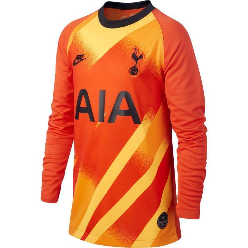 Tottenham Hotspurs Kids Third Goalkeeper Shirt 2019 20 Official Nike