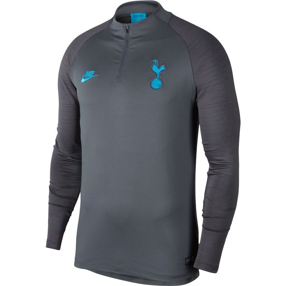 Tottenham Hotspur Grey Strike Drill Top 2019 20 Genuine Nike
