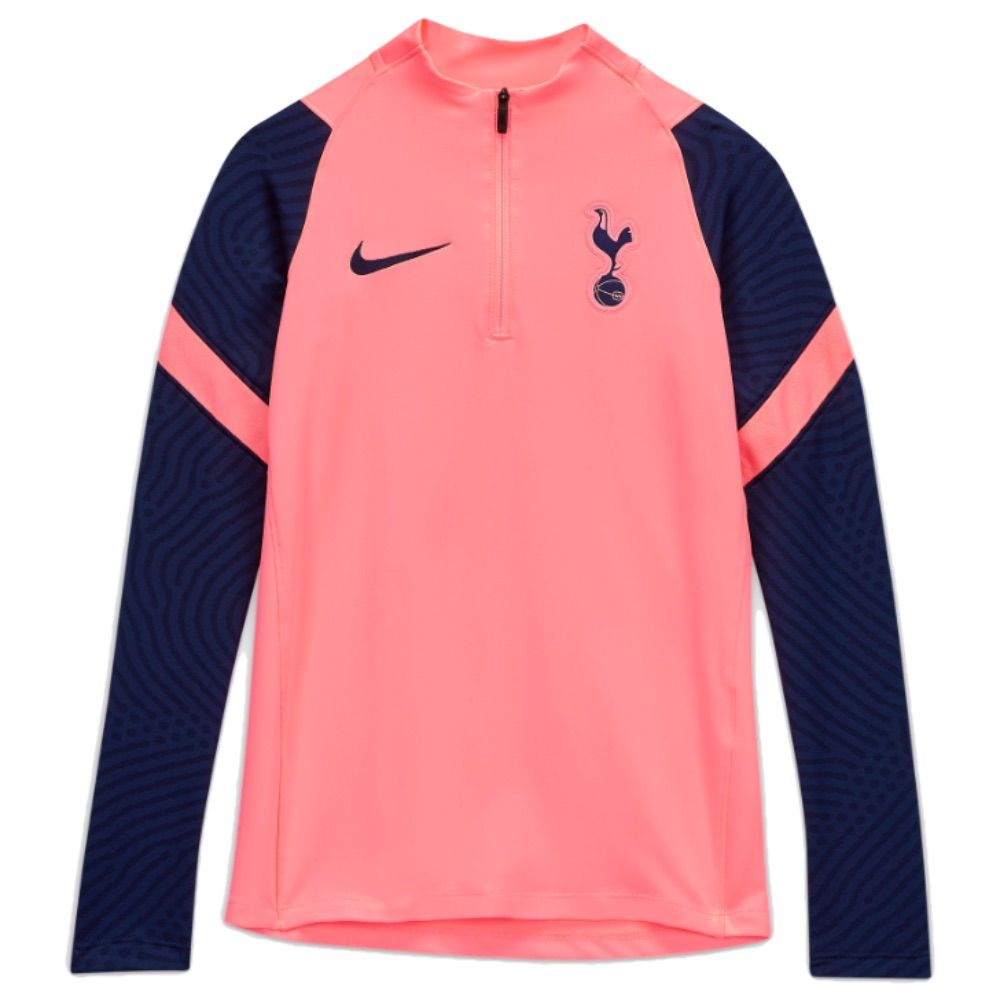 Tottenham Hotspur Pink Kids Drill Top 2020 21 Official Nike Spurs Product