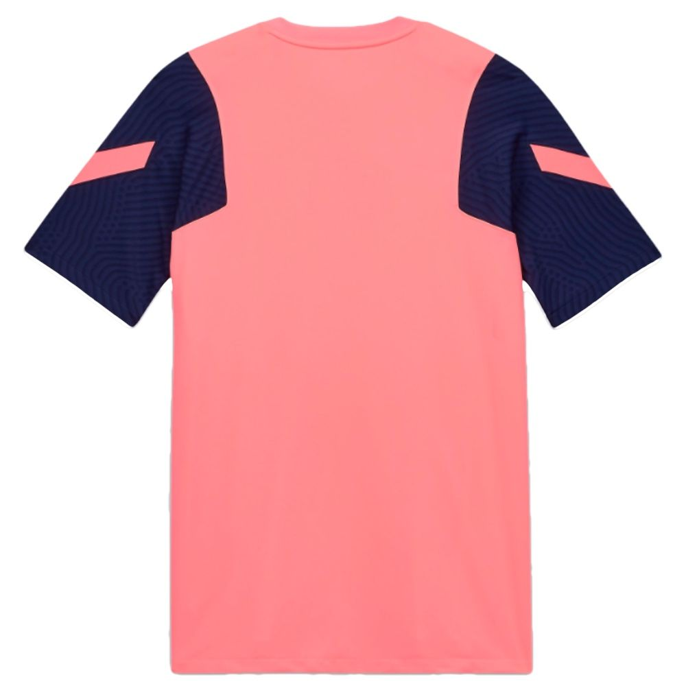 Tottenham Hotspur Kids Pink Strike Training Jersey 2020 21 Available While Stocks Last