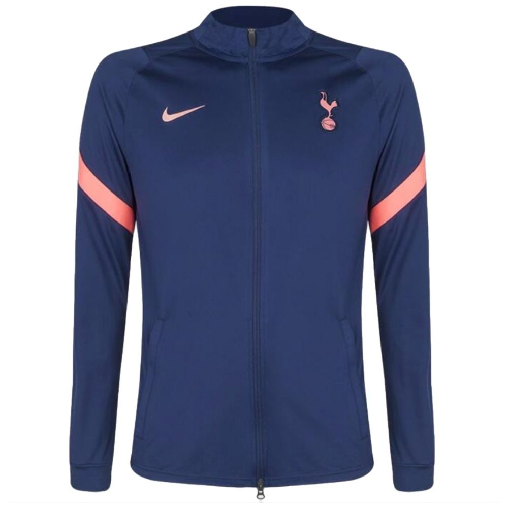 Official Nike Tottenham Hotspur Navy Strike Training Jacket 2020 21 In Stock Now