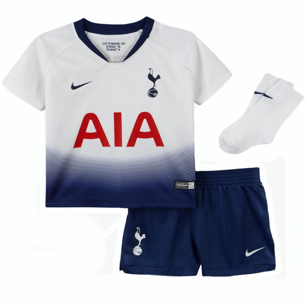 Tottenham Hotspur Baby Nike Home Kit 2018 19 New In From Nike