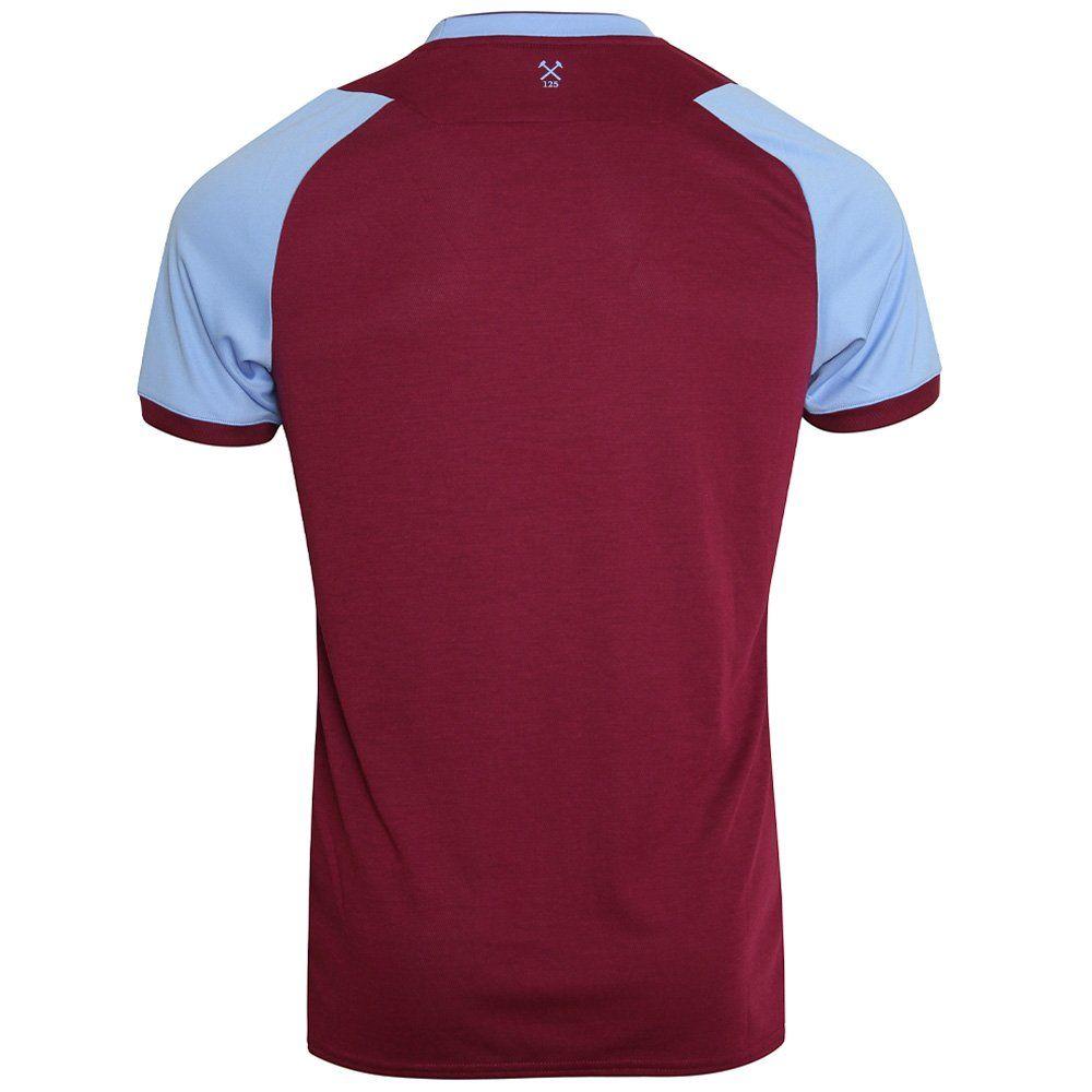 West Ham United Home Shirt 2020/21 | Official Umbro