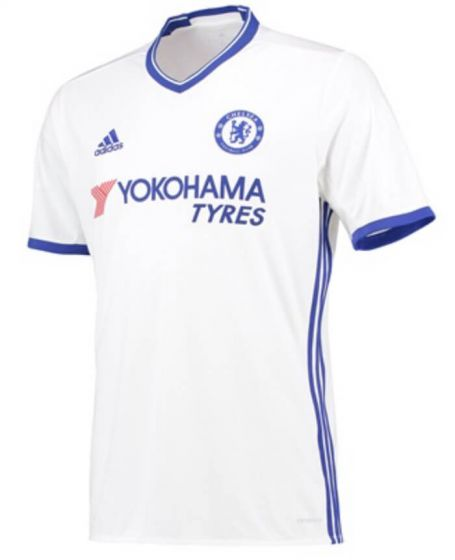 Chelsea Kids Third Football Shirt 2016/17