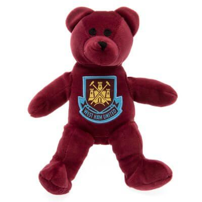 West Ham United Beanie Bear