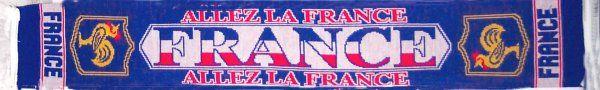 France Jacquard Scarf