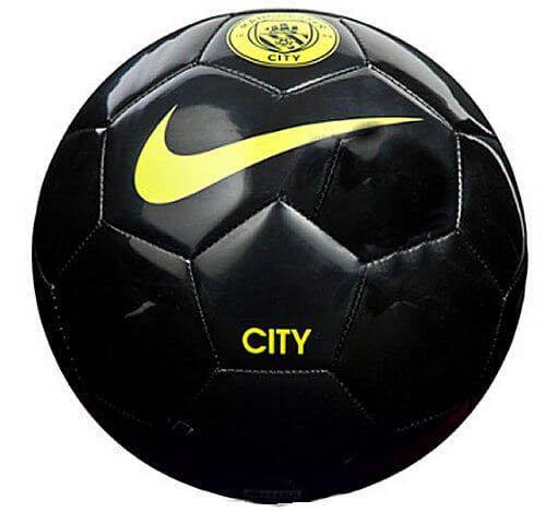 Manchester City Supporters Football (Black)