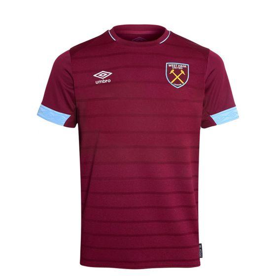 West Ham United Umbro Home Shirt 2018/19 (Kids)