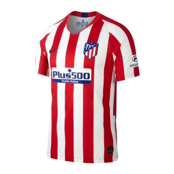 Atletico Madrid Kids Home Shirt 2019/20