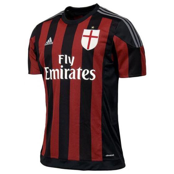 AC Milan Kids Home Shirt 2015/16