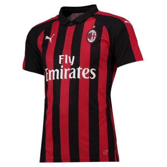 AC Milan Puma Home Shirt 2018/19 (Kids)