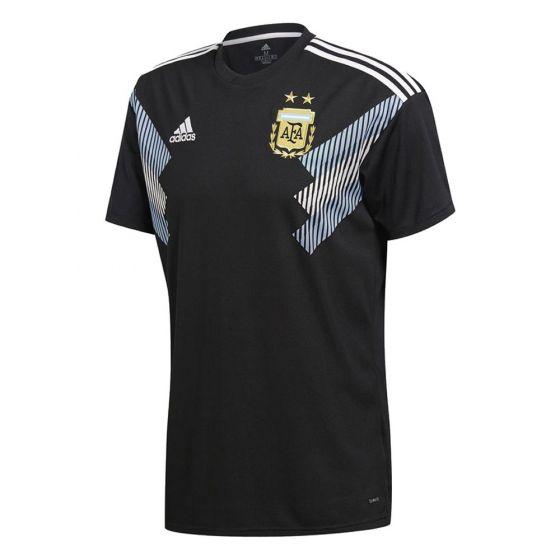 Argentina Adidas Away Shirt 2018/19 (Kids)