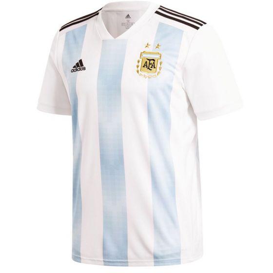 Adidas Argentina Home Soccer Shirt 2017/19