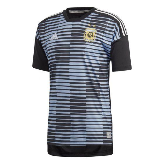 Argentina Adidas Home Pre-Match Shirt 2018/19 (Adults)