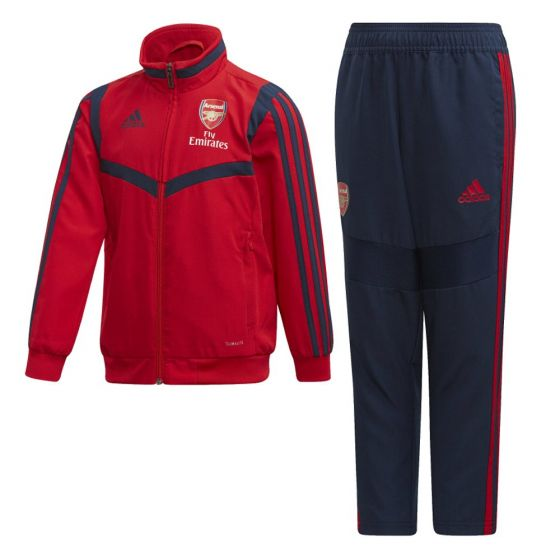 Arsenal Infants Red Presentation Suit 2019/20