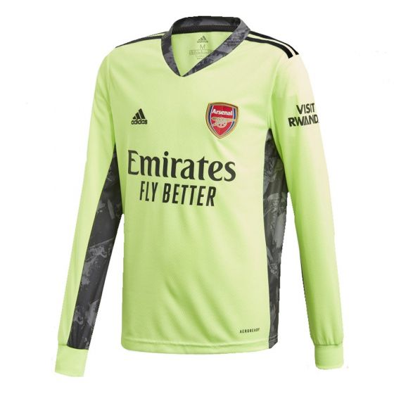 Arsenal Kids Away Goalkeeper Shirt 2020/21