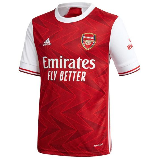 Arsenal Kids Home Shirt 2020/21