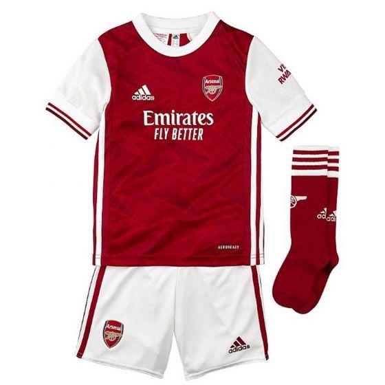 Arsenal Kids Home Kit 2020/21
