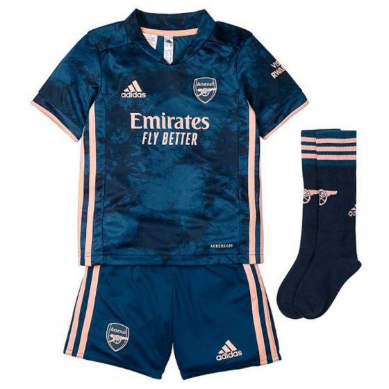 Arsenal Kids Third Kit 2020/21
