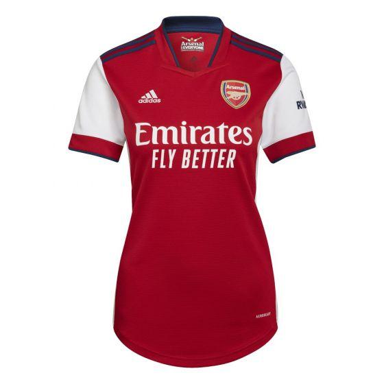 Arsenal Women's Home Shirt 2021/22