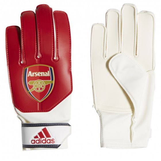 Arsenal Adidas goalkeeper gloves 2019/20