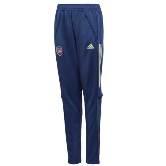 Arsenal Kids Blue Training Track Pants 2020/21