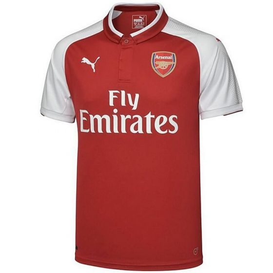 Arsenal Kids Home Shirt 2017/18