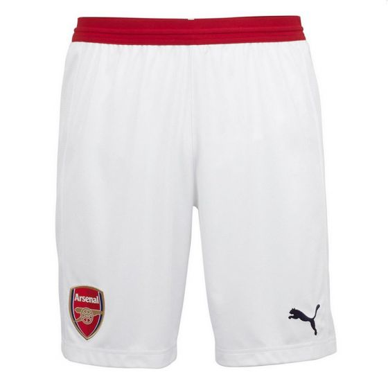 Arsenal Kids Home Shorts 2018/19